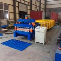 Quality Steel Carbon / Alloy Tianjin Haixing Imp Exp Co., Ltd. metal roofing roll forming machine prices wholesale