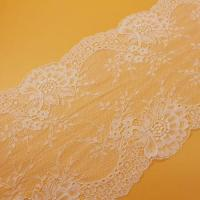 Quality Elastic lace Multi-color Fabric wholesale