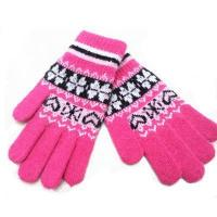 Quality SKG-006 Womens Knitted Wool Gloves wholesale