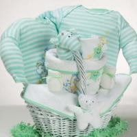 Quality Baby Gift Baskets Catch-A-Star Baby Gift Basket wholesale
