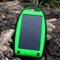 Quality 7000 mah waterproof solar power bank charger wholesale