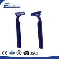 China AK-1015 Hotel Disposable Double Edge Razor Men Travel Razorer Blade on sale