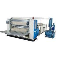 China HXV-200/8L V folding facial tissue machine on sale
