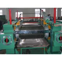 Quality Two Roll Mill For Plastic And Rubber Mixing Compounding Machine wholesale