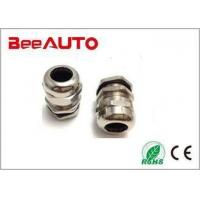 Quality Explosion Proof Cable Gland Connector , Nicke Plated Metal Brass Cable Gland wholesale