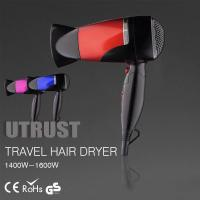 China professional ionic hair dryers Luxury Hotel mini battery operated hair dryer on sale