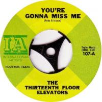Quality The 13th Floor Elevators You Re Gonna Miss Me wholesale
