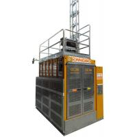 Quality SC200/200 Gear Rack and Pinion Hoist Elevator for Construction wholesale