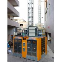 Buy cheap 0-46m FC Rack Pinion Construction Material Building Hoist Lift from wholesalers