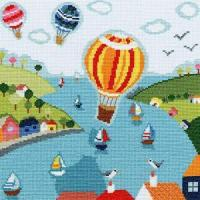 Buy cheap Cross Stitch Balloons from wholesalers