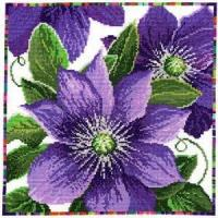 Buy cheap Cross Stitch Clematis from wholesalers