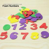 Buy cheap SF-FS-002Bcraft foam numbers from wholesalers