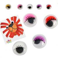 Buy cheap SF-WE-001BCOLORED WIGGLY EYES from wholesalers