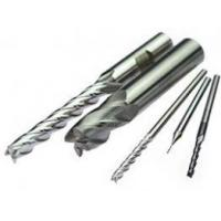 China Diamond-Coated End Mills on sale