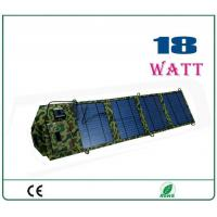 Quality 18w solar panel charger bag wholesale