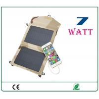 Quality 7w solar panel charger bag wholesale