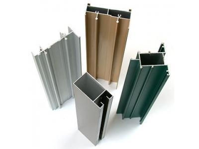Cheap Aluminium sliding door extrusion profile for sale