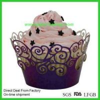 Buy cheap Siliver Wedding Cupacke Cake Display Stands for Sale from wholesalers