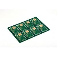 Buy cheap 4layer Rigid Gold Plated Rigid PCB Prototype Design with Surface Finish for Mobil from wholesalers