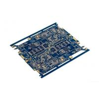 Buy cheap 6layer Rigid Copper Plating Rigid Printed Circuit Board Prototype Design from wholesalers