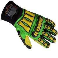 Quality Safety Gloves impact cut resistant gloves KONG Cut Resistant Impact Protection Oilfield Work Gloves wholesale