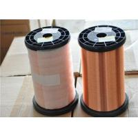 Quality CLASS 155 / 180 / 220 Enamelled Copper Winding Wire For Automotive Coils wholesale