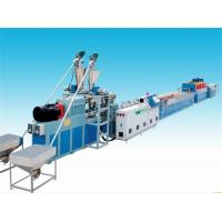 Buy cheap WPCone-stepplate Extrusionline from wholesalers