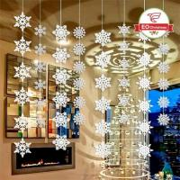 Buy cheap Snowflake Christmas Ceiling Decoration from wholesalers