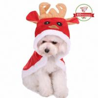 Buy cheap Christmas Pet Cloak from wholesalers