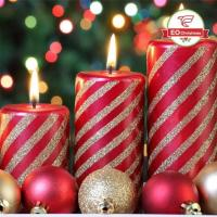Quality Classic Christmas Candles wholesale