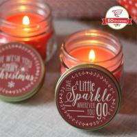Quality Scented Christmas Candles wholesale