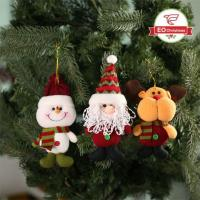Quality Christmas Doll Hanging Tree Ornaments wholesale