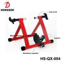 Quality REAR CARRIER Alloy Magnetic Resistance Bike Home Trainer for exercise equipment wholesale