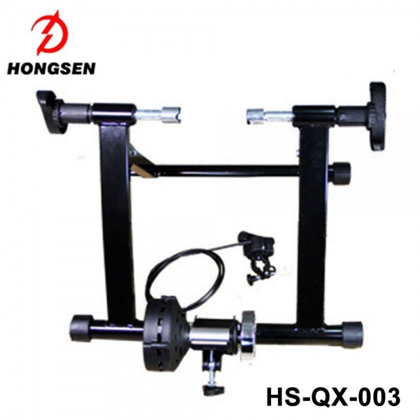 Cheap REAR CARRIER hight quality cycling trainer bike bicycle exercise magnetic trainer for sale
