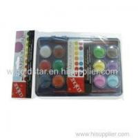 China Professional Watercolor Set 18 colors on sale