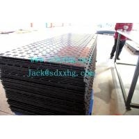 Quality Black Heavy Equipment Support Mats Supplier wholesale