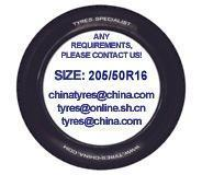Quality RADIAL CAR TYRES-1 RADIAL CAR TYRES-2 205/50R16 wholesale
