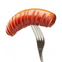China Bovine hydrolysed Collagen casing for sausage on sale