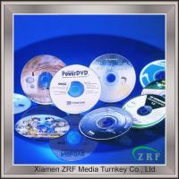Buy cheap Professional Good Quality DVD Printing,DVD Offset Pressing With Printing and Packing Service from wholesalers