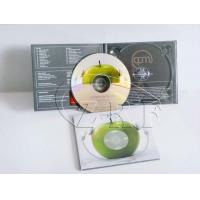 Quality CD sleeve print/Printing Fully Customized CD DVD Printing & Packaging Factory wholesale