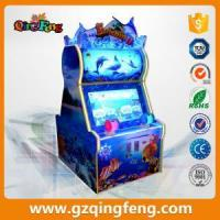 high quality 4 players Go Fishing console arcade video hunt fish game machine f