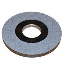 Quality Vitrified Diamond and CBN Grinding Wheels for Top and Bottom Grinding of Sapphire Wafer Edge wholesale