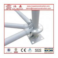 Powder Coated Ringlock Scaffolding System for construction
