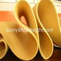 China High Temperature Insulation Polyimide Filter Cloth on sale