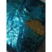 China Quality Mermaid Reversible Sequin Fabric by yard for Pillow Cover on sale
