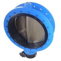 Butterfly Valves Ductile Iron Butterfly Valve, Flanged RF, 24 Inch 150LB