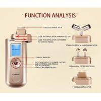China Anti Wrikles / Puffiness Home Microcurrent Facial Machines Lightweight Y Shape on sale