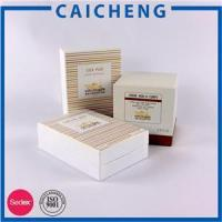 Quality Custom made special paper cosmetic gift paper box wholesale