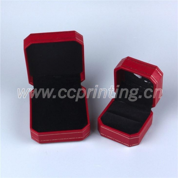 Cheap Custom paper jewelry ring gift packaging box for sale