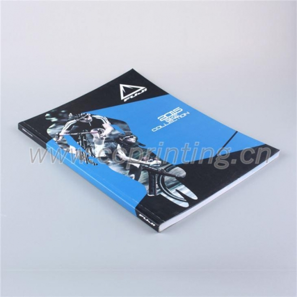 Cheap Company Advertising Catalogue Printing for sale